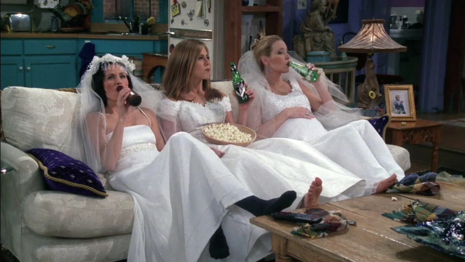 How to handle the weddings of your friends